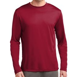 Sport Tek ST350LS Long Sleeve PosiCharge ® Competitor™ Tee Thumbnail